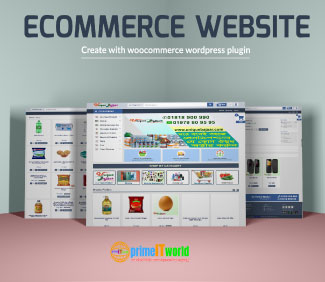 eCommerce website for all type of product